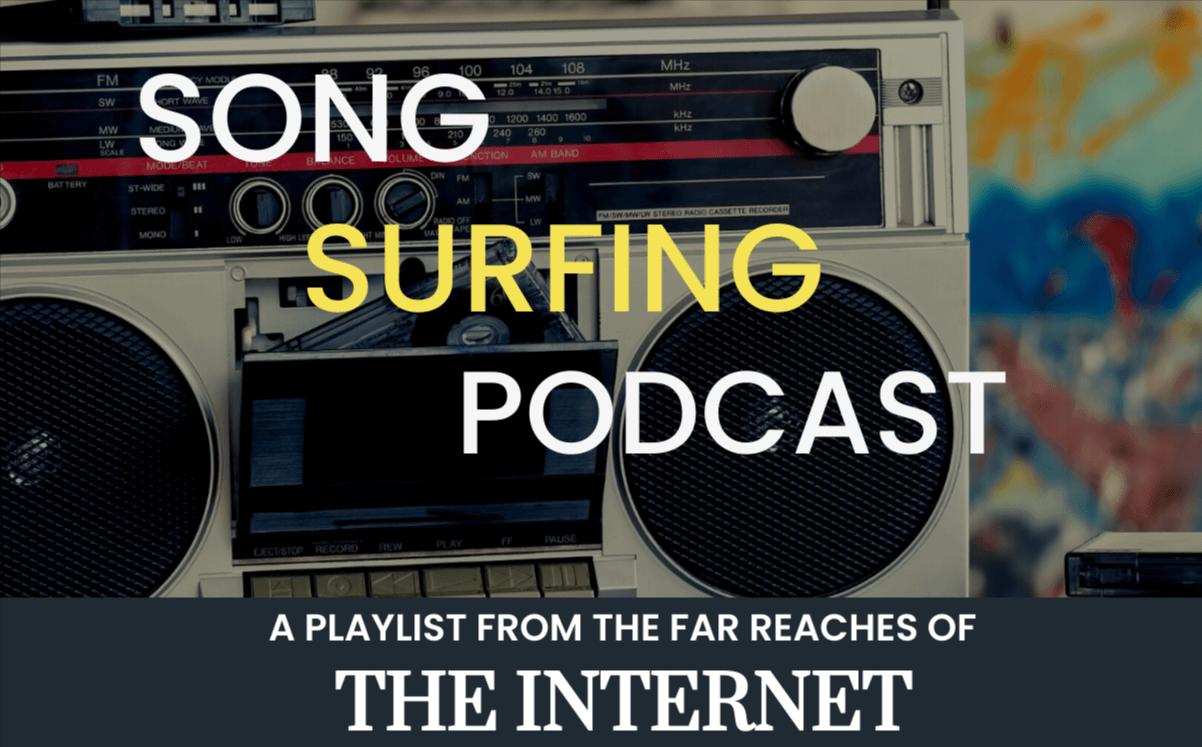 podcast「SONG SURFING」でLANPAZIEの楽曲が取り上げられました